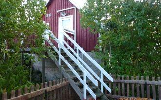 Lägenhet 12 km norr om Visby