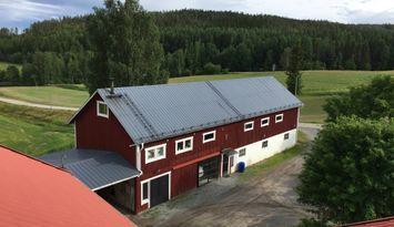Ladugård, Heleneborgs Gård Tavelsjö Umeå