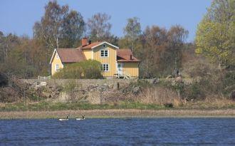 Havsnära 1800-talshus Kristianopel