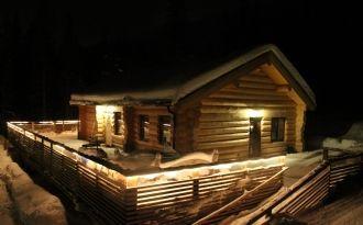 New development exclusive timbercottage Funäsdalen