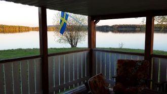 Stuga 2 vid Ångermanälven
