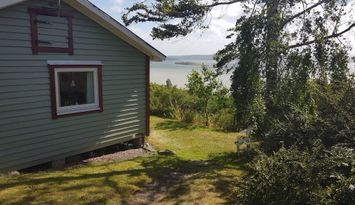 Gemütliches Ferienhaus mit Meerblick in Uddevalla