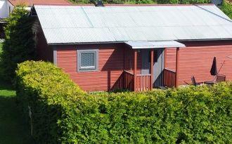 Stuga i Eskelhem, Gotlands Tofta