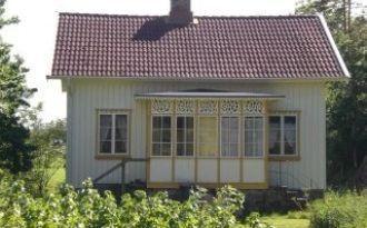 Kalvhagen, charmig äldre stuga på södra Orust