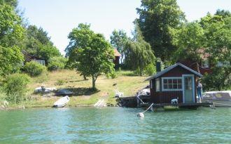 Old farmhouse at the sea, 45 min fr Stockholm
