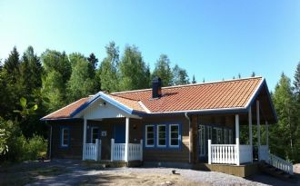 Guest house in the Kolmården forest
