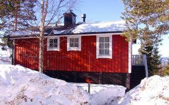 Cottage Långberget, Branäs, Sysslebäck skiing