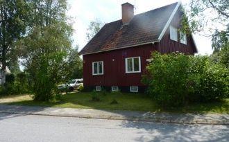 Semester i södra Lappland Åsele