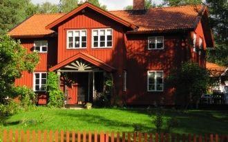Vaxholm Resarö Skärgårdshus