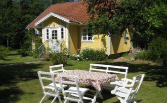 Oma´s Ferienhaus - småländischen Idylle wifi eier