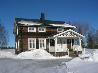 Genuine Log-house close to Åre ski areas - 6 + 1 beds in Åre, Undersåker, Edsåsen - Jämtlands län