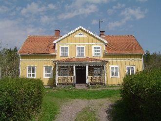 Gulan, private cottage privately located, fishing - 8 + 2 beds in Mörlunda, Vimmerby - Kalmar län