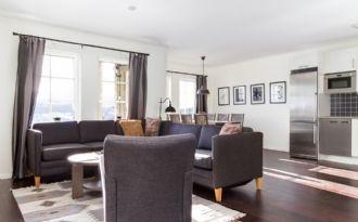 Nybyggd lägenhet i Åre Sadeln med bästa läget