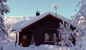 Nice winter house in Fjätervålen