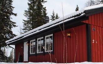 Mysig stuga nära Lindvallen - Sälen
