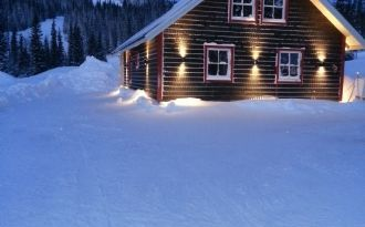 Holiday house with 6+2 berths and Ski-In location