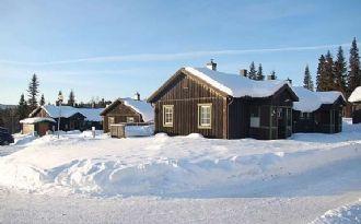 Duved Åre cottage with sauna, dog ok