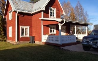 House to let in Öje outside of Malung/Sälen