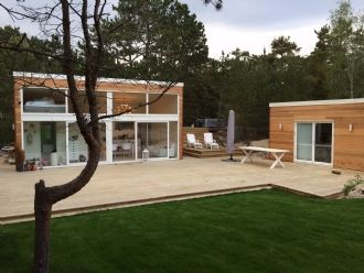 ferienhaus hus spet sk ne mieten exklusive strand ferienhaus in ahus aspet. Black Bedroom Furniture Sets. Home Design Ideas