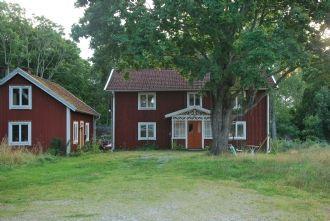 Ferienhaus Kalvsvik Vaxjo Tingsryd Kronoberg Mieten Old House