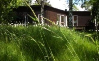 120 m2 trähus mitt i naturreservat Billebjer Lund
