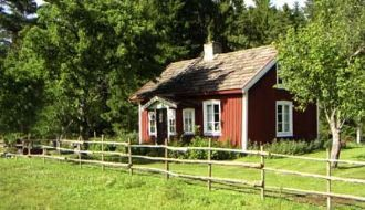 """The summer-cottage """"Lekanders"""""""