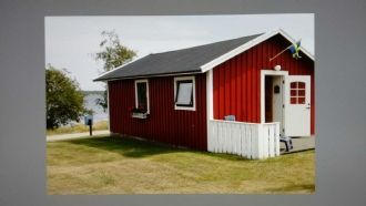 Cottage with wonderful sea view  - 3 + 2 beds in Hasslö, Karlskrona - Blekinge län