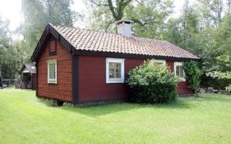 Cottage for rent outside Löttorp on Öland.