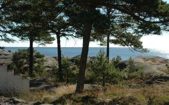 Bästa läget på Sandhamn - strandtomt i Trovill