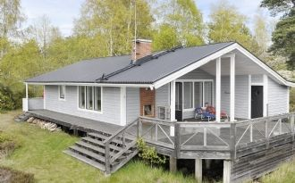 Seaside plot with view over Stockholms archipelago