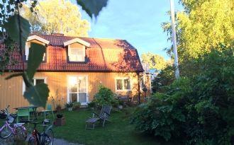 Bullerby känsla 20 min från Stockholm