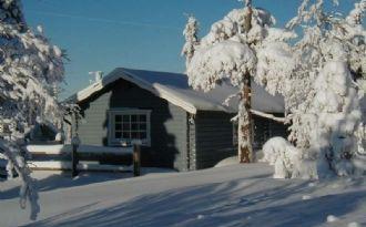 Ferienhaus in Sälen