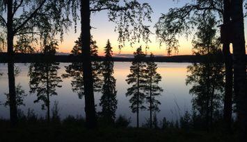 Sjönära läge med härlig utsikt över Sörsjön