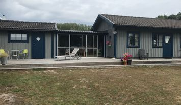 Hus vid sandbybadet/Löttorp, Öland