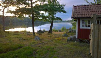 F06/Björkudden - Ferienhaus am See