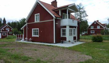 Vitsippan in der Kråkshults-Idylle, Småland, Vimmerby