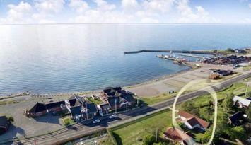 Hus med havsutsikt uthyres i Byxelkrok