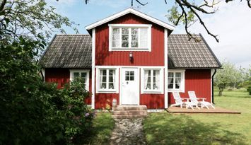 Charmigt sommarhus vid Böda Norra Öland