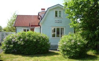 Trivsamt och modernt hus i Mörrum nära Mörrumsån