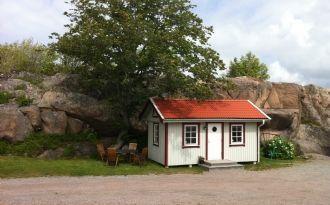 Fin stuga i Hamburgsund Bohuslän