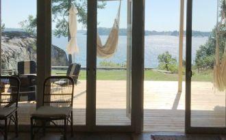 Bedårande utsikt & sjötomt i Stockholms skärgård
