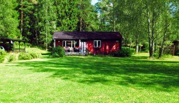 Semesterhus på Ingarö i Stockholms Skärgård