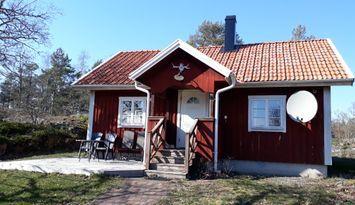 Cottage in Tjust archipelago