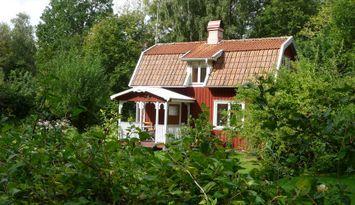 Villa Skärsjön Geruhsame Ferien im Grünen am See