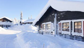 Ferienhaus in Sälen mit Sauna, Wifi