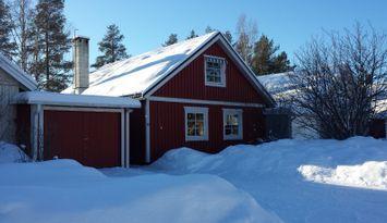 Villa Elsy, nära Storforsens Sveriges största fors