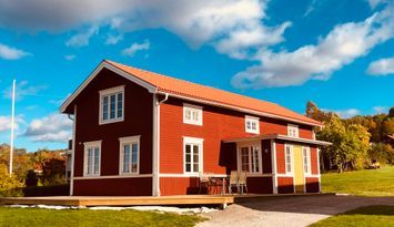 Nyrenoverad Villa/Fritidshus m utsikt över Siljan!