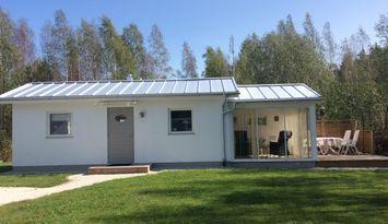 Gästhus, som nytt,  i Björkhaga, Gotland uthyres