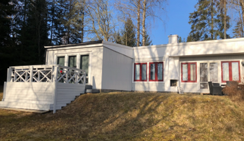 Härlig stuga nära sjö,uthyres i Dalsland