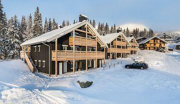 Nybyggd lgh ski in/out Åre/Tegefjäll